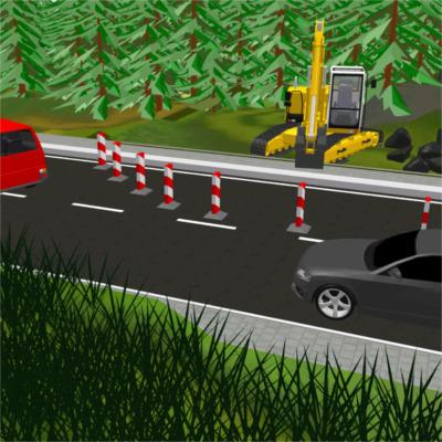 Symulacje ruchu drogowego