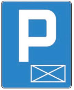 Znak D-18a miejsca dla niepelnosprawnych