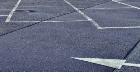Oznakowanie parkingu